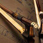 cello bows, musical instruments, sound