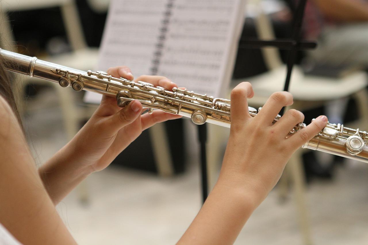 music, jazz, flute